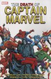 The Death of Captain Marvel (2019) TPB