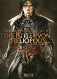 Die Ritter von Heliopolis 01: Nigredo, das schwarze Werk