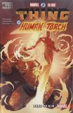 Marvel 2-in-One (2018) TPB 02: The Thing and The Human Torch - Next of Kin