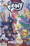 My Little Pony: Friendship is Magic (2012) 20/20 [Incentive Cover]