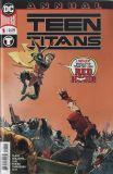 Teen Titans (2016) Annual 01