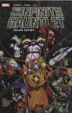 The Infinity Gauntlet (1991) TPB [Deluxe Edition]