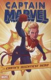 Captain Marvel: Earths Mightiest Hero (2016) TPB 05