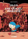 Hilda und die Vogelparade [Softcover]