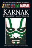 Die Offizielle Marvel-Comic-Sammlung 154 [113]: Karnak - Der Makel in allen Dingen