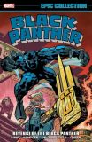 Black Panther: The Epic Collection (2016) TPB 02: Revenge of the Black Panther