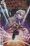 Captain Marvel: Braver & Mightier (2019) 01