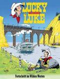 Lucky Luke Themenband 03: Fortschritt im Wilden Westen