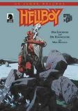 Hellboy (2001) 25 Jahre Hellboy Sammlerausgabe: Der Leichnam und die Eisenschuhe