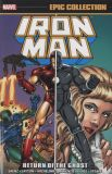 Iron Man Epic Collection TPB 14: Return of the Ghost