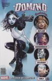 Domino (2018) TPB 02: Soldier of Fortune