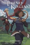 The Legend of Korra (2017) Library Edition HC (01): Turf Wars