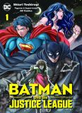 Batman und die Justice League 01