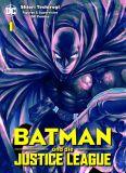Batman und die Justice League 01 [Buchmesse Leipzig Variantcover]