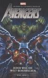 Avengers: Jeder will die Welt beherrschen - Ein Roman aus dem Marvel-Universum (2019) TB