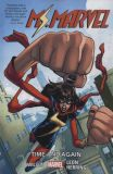 Ms. Marvel (2014) TPB 10: Time and again