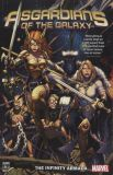 Asgardians of the Galaxy (2018) TPB 01: The Infinity Armada