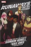 Runaways (2017) TPB 03: That was Yesterday