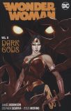Wonder Woman (2016) TPB 08: Dark Gods