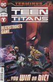 Teen Titans (2016) 29: The Terminus Agenda