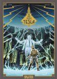 Die drei Geister von Tesla 02: Die Verschwörung der wahren Menschen