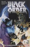 The Black Order (2019) TPB: The Warmasters of Thanos
