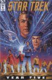 Star Trek: Year Five (2019) 01