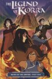 The Legend of Korra (2017) (04): Ruins of th Empire Part 1