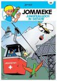 Jommeke 20: Jungfraujoch in Gefahr