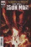 Tony Stark: Iron Man (2018) 12 [612]: The War of the Realms