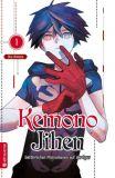 Kemono Jihen - Gefährlichen Phänomenen auf der Spur 01