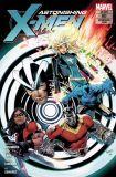 Astonishing X-Men (2018) 03: Die letzte Hoffnung