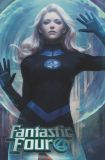 Fantastic Four (2019) 01: Die Rückkehr [Variant-Cover 2 - Invisible Woman]