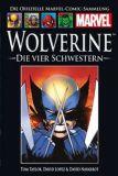 Die Offizielle Marvel-Comic-Sammlung 162 [123]: Wolverine - Die vier Schwestern