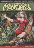 Classic Monsters of Pre-Code Horror Comics (2019) TPB: Swamp Monsters