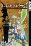 Black Clover 16.5: Handbuch der Grimoires (Offizielles Guidebook)