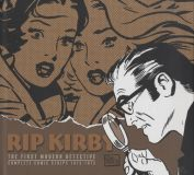 Rip Kirby HC 11: 1973-1975