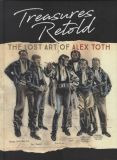 Treasures Retold: The Lost Art of Alex Toth (2019) HC