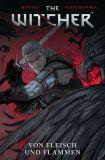 The Witcher 04: Von Fleisch und Flammen