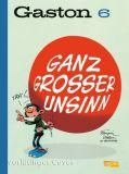 Gaston Neuedition 06: Ganz großer Unsinn