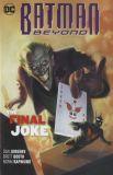 Batman Beyond (2016) TPB 05: The Finla Joke