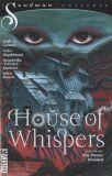 House of Whispers (2018) TPB 01: The Power Divided