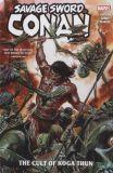 Savage Sword of Conan (2019) TPB 01: The Cult of Koga Thun