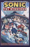 Sonic the Hedgehog (2018) TPB 03: Battle for Angel Island