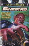 Sinestro (2019): Year of the Villain 01