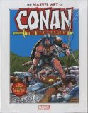 The Marvel Art of Conan the Barbarian (2019) HC