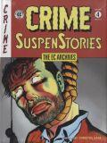 EC Archives: Crime SuspenStories HC 04