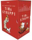 Tim und Struppi Kompaktausgabe (Band 1-8 im Schuber)