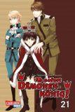 Ab sofort: Dämonenkönig! Manga 21