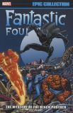 Fantastic Four: Epic Collection TPB 04: The Mystery of the Black Panther